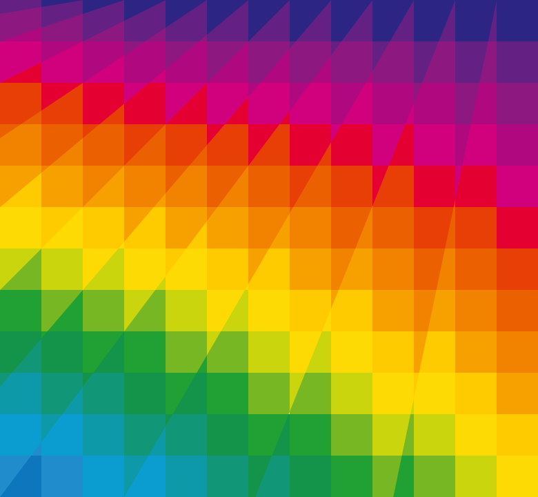 Squares (2015) - Dennis Smit www.schmitzl.nl #OpArt #OpticalArt #GeometricArt